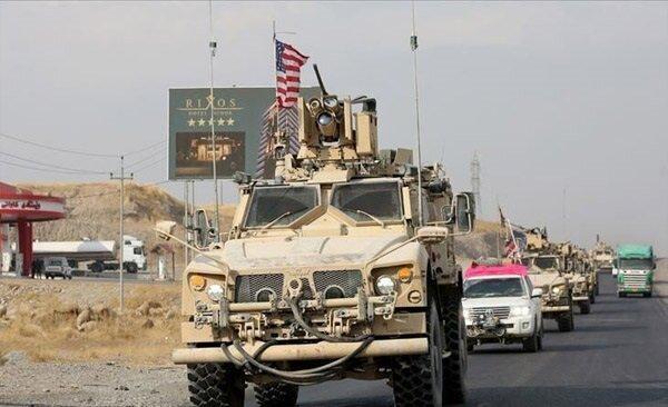 انفجار در راستا کاروان حامل تجهیزات ائتلاف آمریکایی در عراق