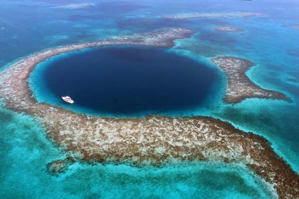 خطرناک ترین آب های دنیا !